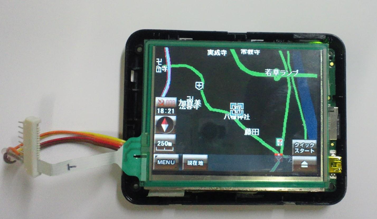 タッチパネル摺動検査機コントロールパネル